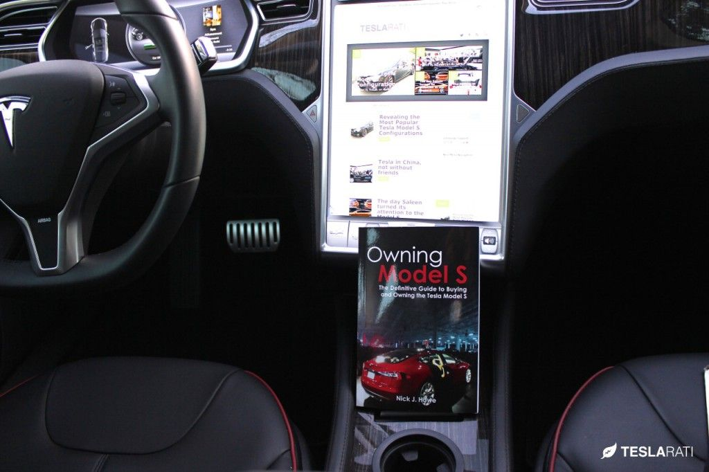 "Book Review ""Owning Model S"" The Definitive Guide to"