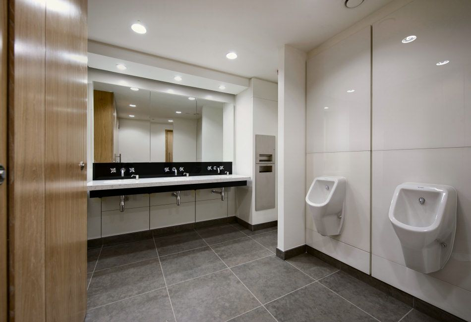 Commercial Bathroom Restrooms Restroom Design