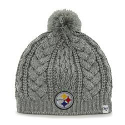 4d171156222 Pittsburgh Steelers 47 Brand Women s Kiowa Cuffless Knit Hat - Official  Online Store
