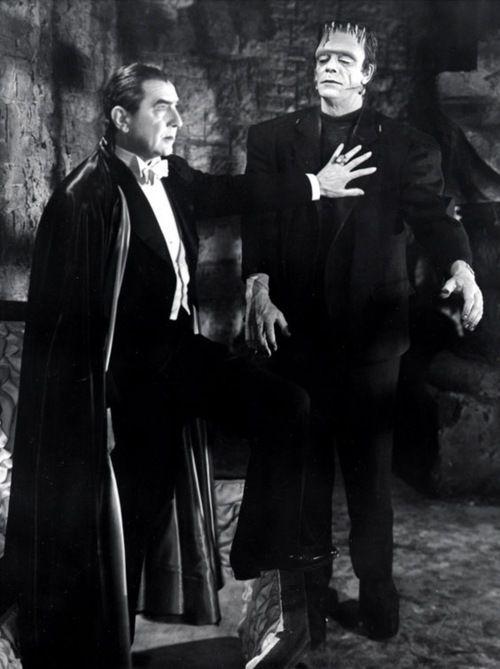 Rafael Dracula Cruz Donald Frankenstein Trump At The Last Gop