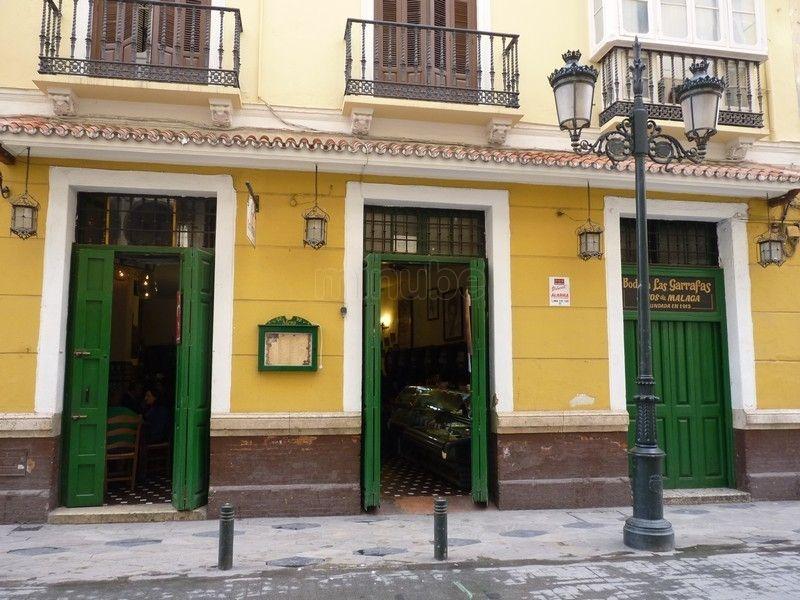 Bodega Las Garrafas Casa de los abuelos, Andalucía, España