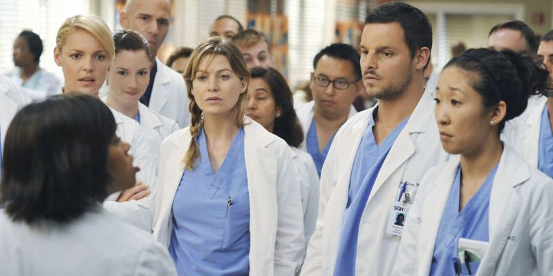 Image result for interns grey's anatomy