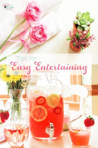 I love these entertaining tips and ideas! They are for busy moms, like me, to make things easy, yummy and fun. #RealCoake #RealOrganized #OurHome #OurFoodLion #Entertaining
