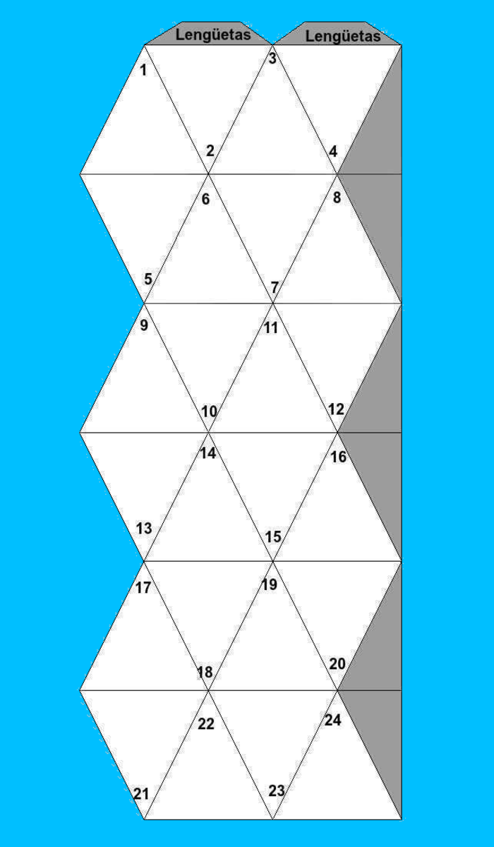 Calidociclos - M:C:Escher | Papiroflexia, Plástica y Imprimibles