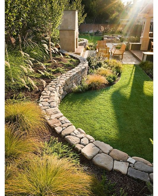 outdoor design - Home and Garden Design Ideas. kind of what we were already going for. just hope it eventually turns out like this