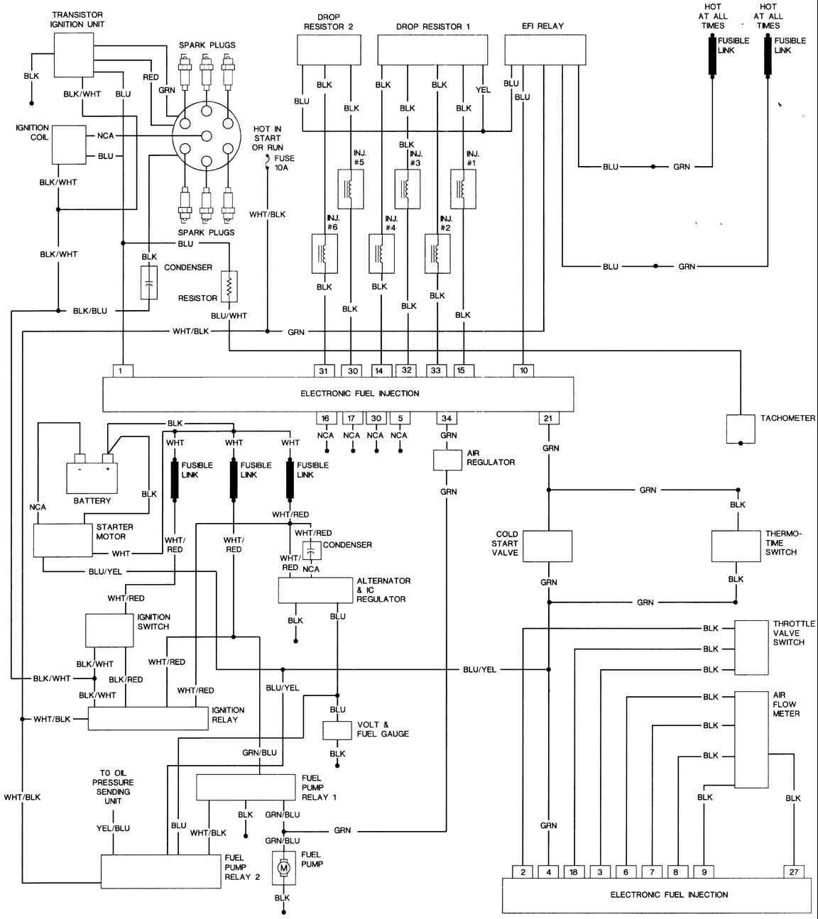 Groß 73 240z Schaltplan Zeitgenössisch - Der Schaltplan - triangre.info