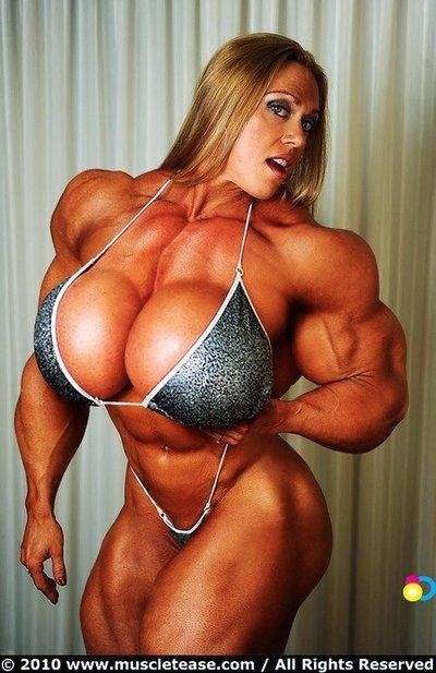 Muscle girl tube