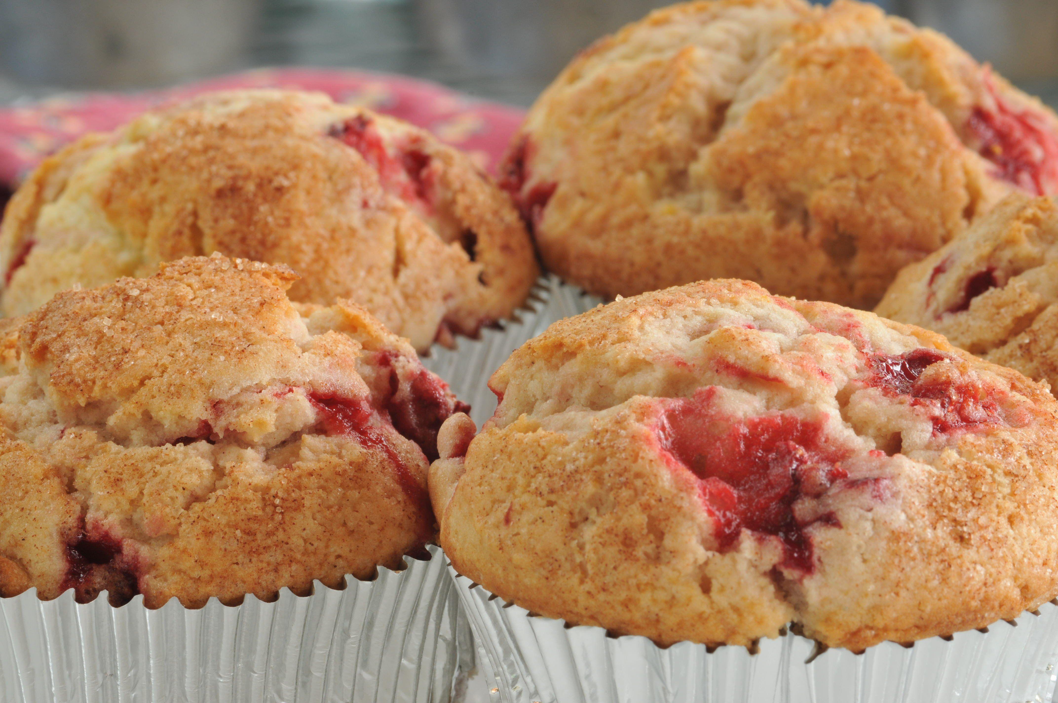 Strawberry Muffins Food Network