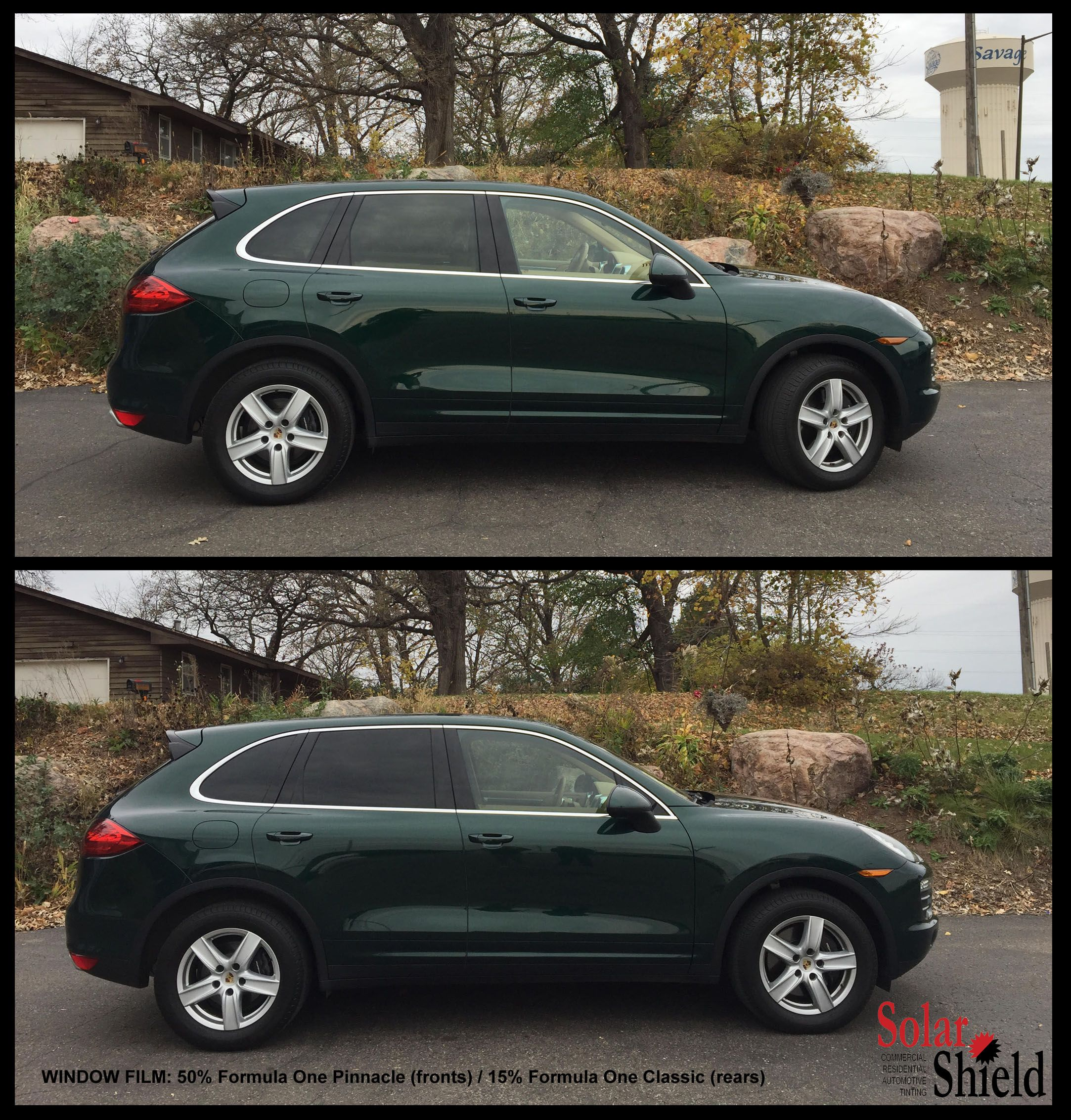 Our Installers Have Done A Great Job On This Porsche Cayenne