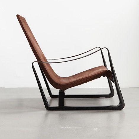 fauteuil jean prouvé | chairs | pinterest | garage, portes de ... - Chaise Jean Prouve Prix