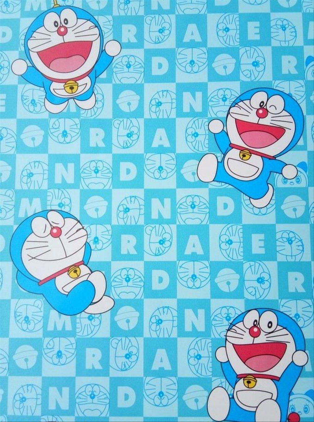 Doraemon Kotak Hd Wallpaper Backgrounds Download