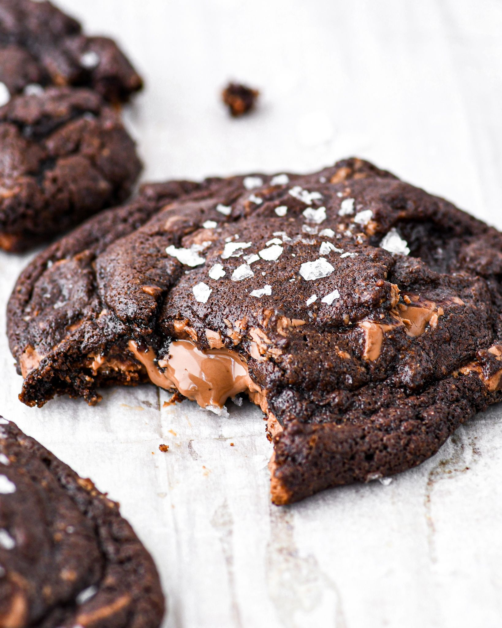 Small Batch Double Chocolate Chip Cookies Buttermilk By Sam Recipe In 2020 Chocolate Chunk Cookies Chocolate Chip Cookies Double Chocolate Chip Cookies