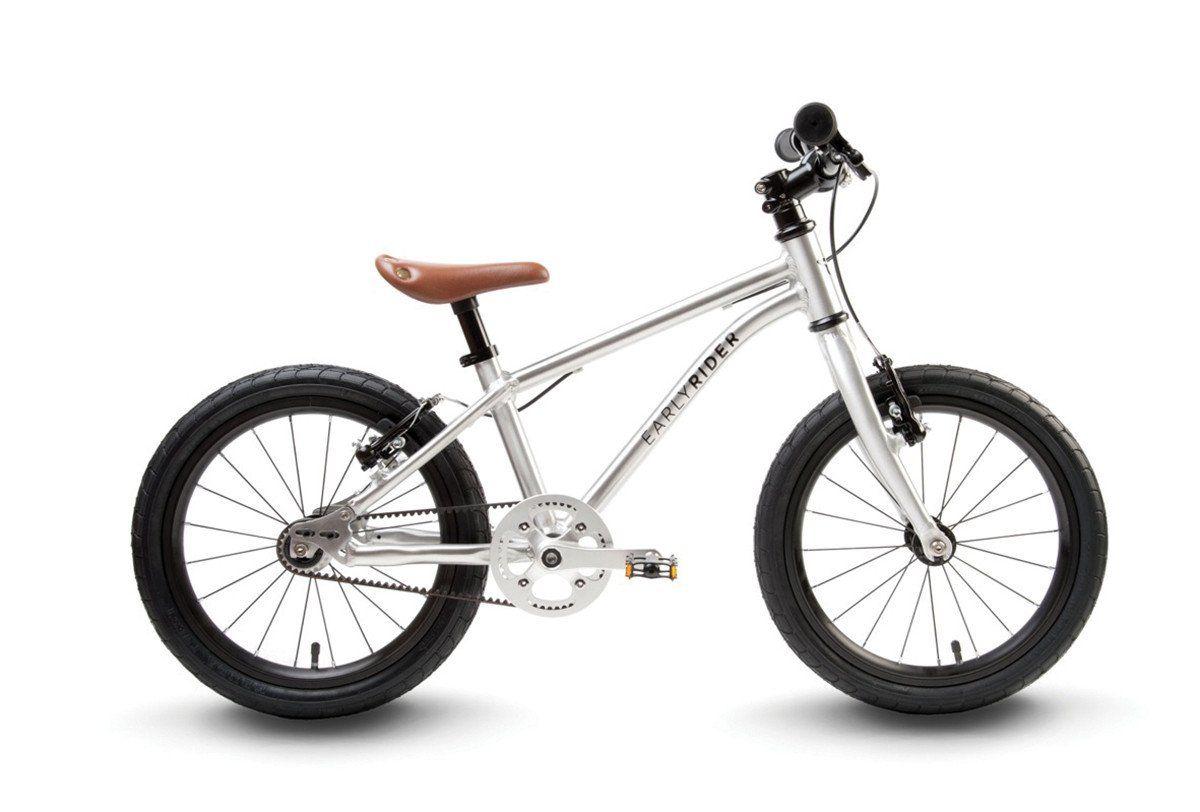 Choix et test d un vélo 16 pouces pour enfant, comparaison entre le modèle  décathlon et le modèle Early Rider Belter différence de poids, prix et  qualité f7ad34031bf3