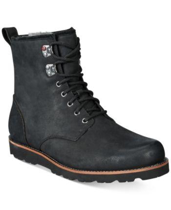 6bb653746e5702 Ugg Men s Hannen Tl Waterproof Boots - Black 7 in 2019