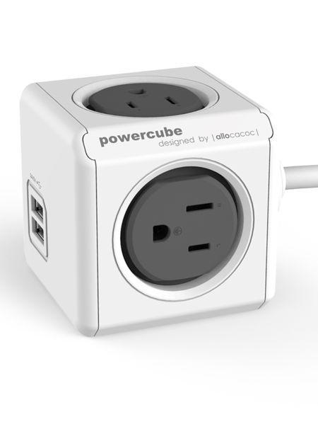 Extension Power Cube Usb 이미지 포함 멀티탭