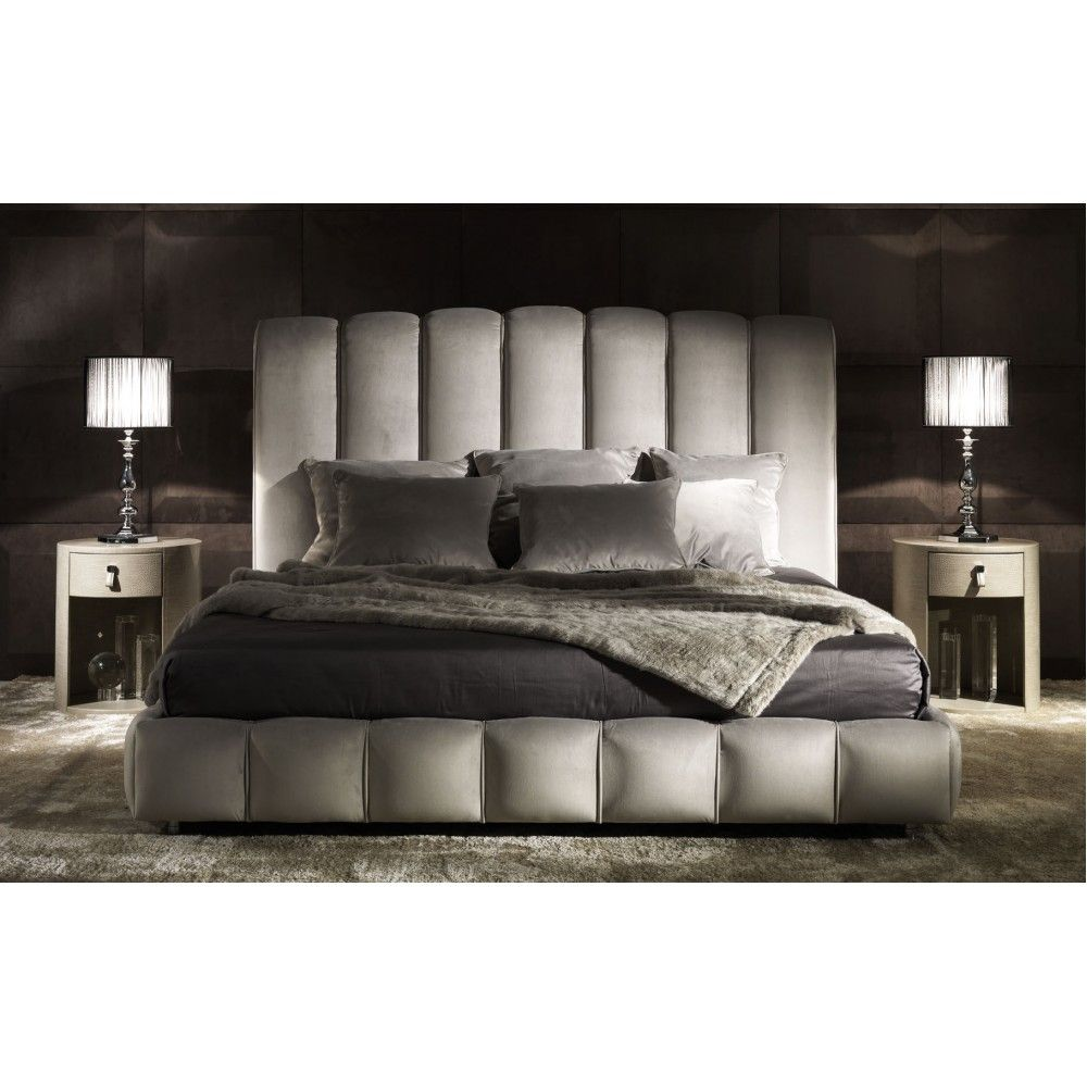 Byron Bed, Glamour Italian Bedroom Design At Cassoni.com