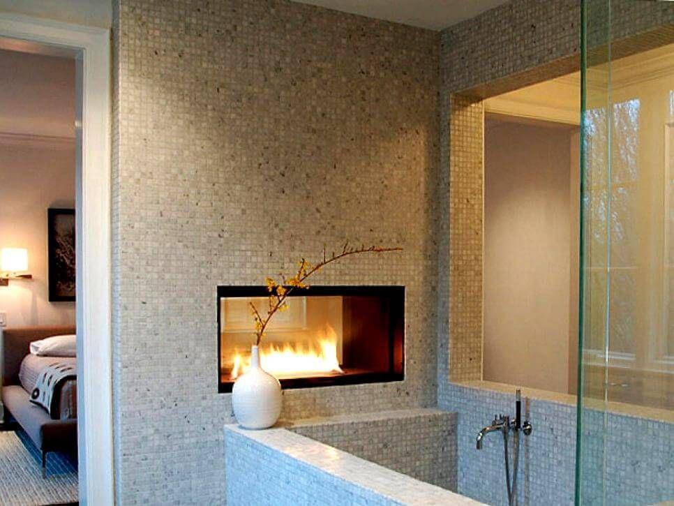 40 Best Bathroom Renovation Ideas Bathroom Fireplace Amazing Bathrooms Bathroom Remodeling Trends