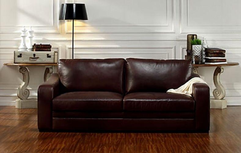 Merveilleux Modern Design Leather Sofa