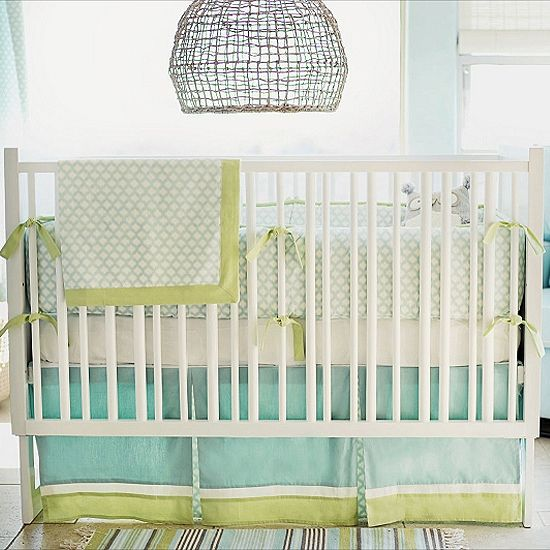 Spring Inspired Nursery Design
