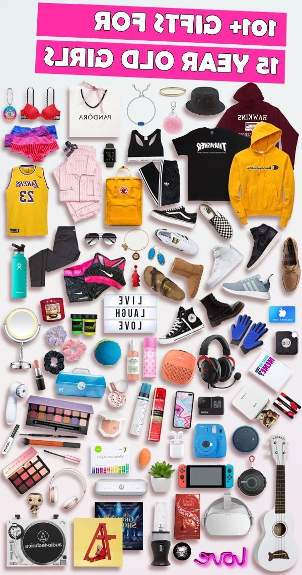 Gift for Teens Girl - See over 101+ gifts for 15 year old girls! Find the top birthday and Christmas g images