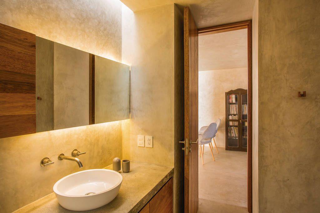 Rinnovare Bagno ~ Idee favolose per ristrutturare il bagno con il cemento