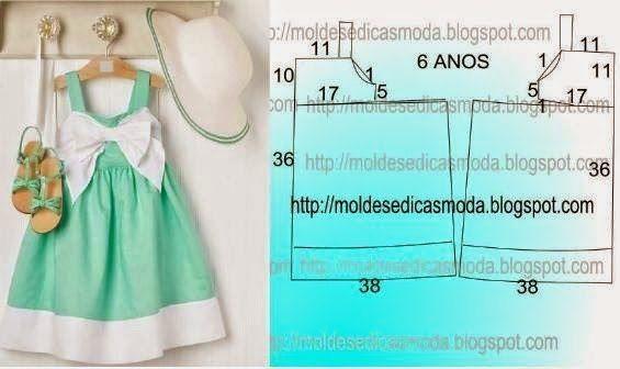 175f1c101199b8b сшить детское платье - Самое интересное в блогах   Надо попробовать ...