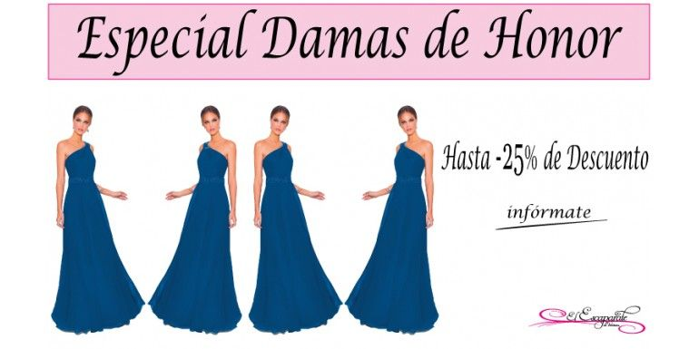 Servicio exclusivo para  Damas de Honor