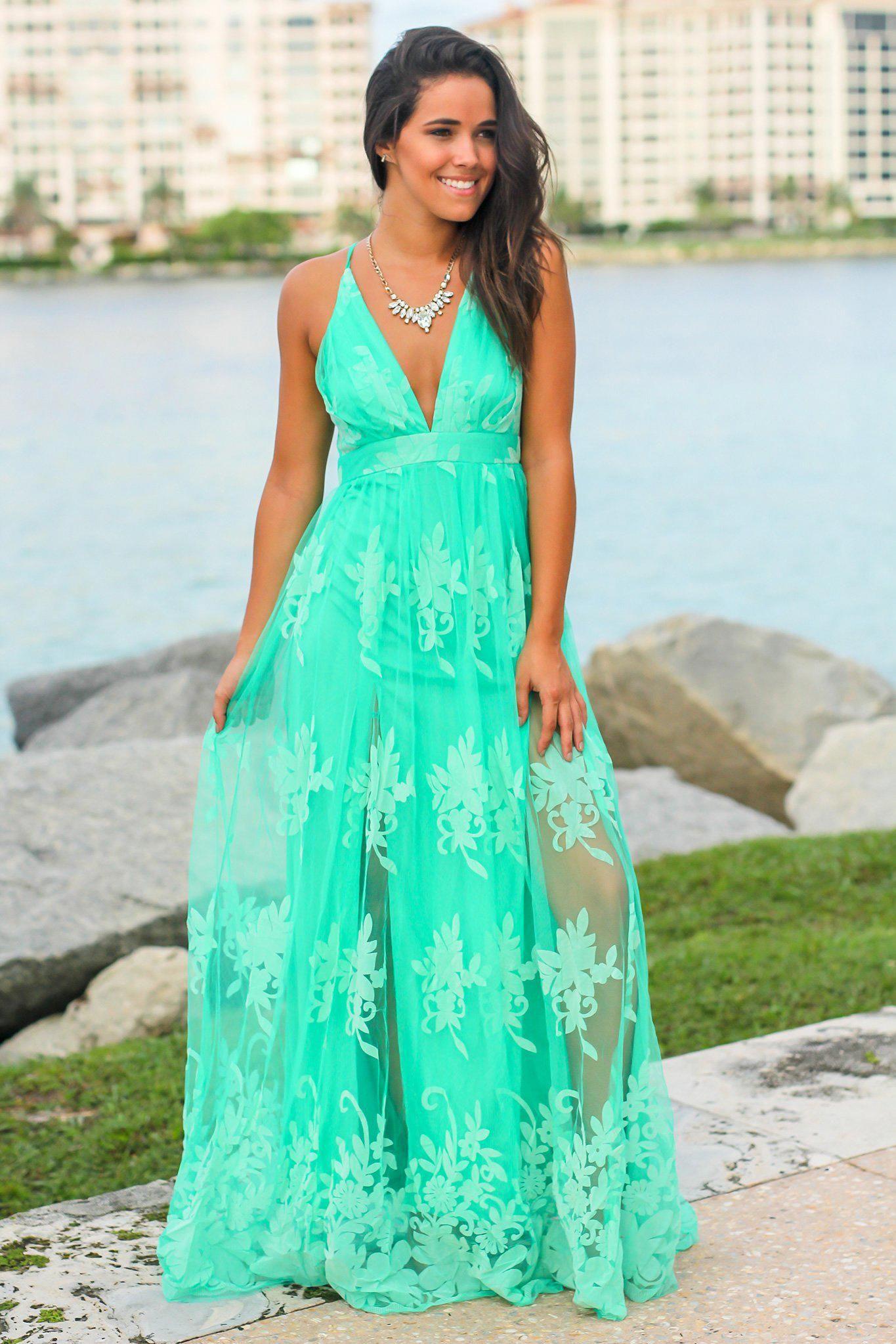 23++ Turquoise beach dress info