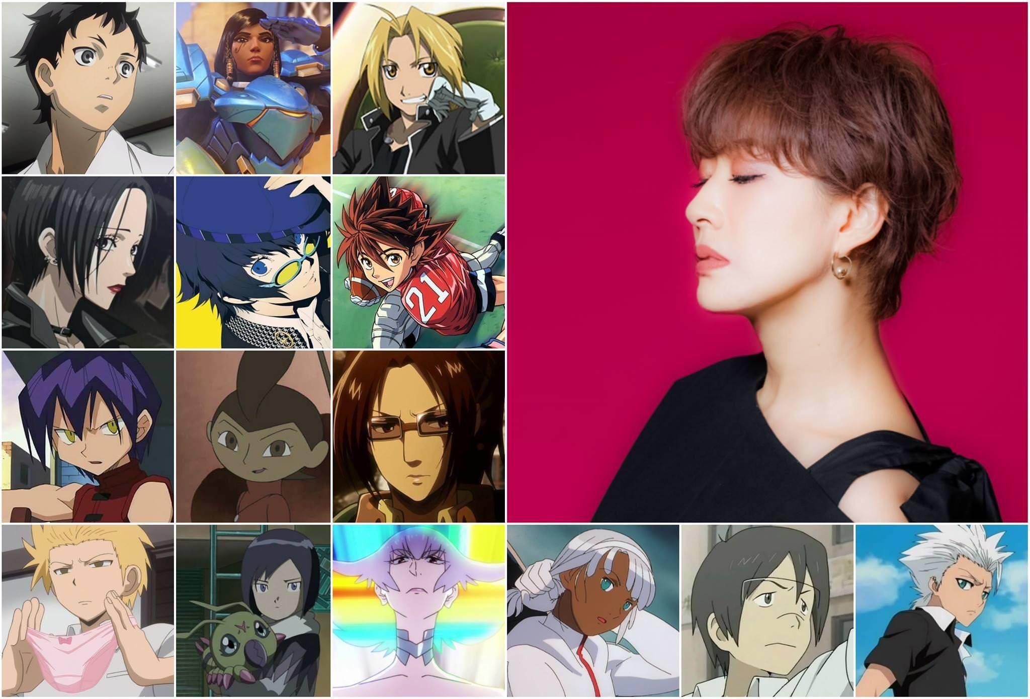 League of legends japanese voice actors voice actor