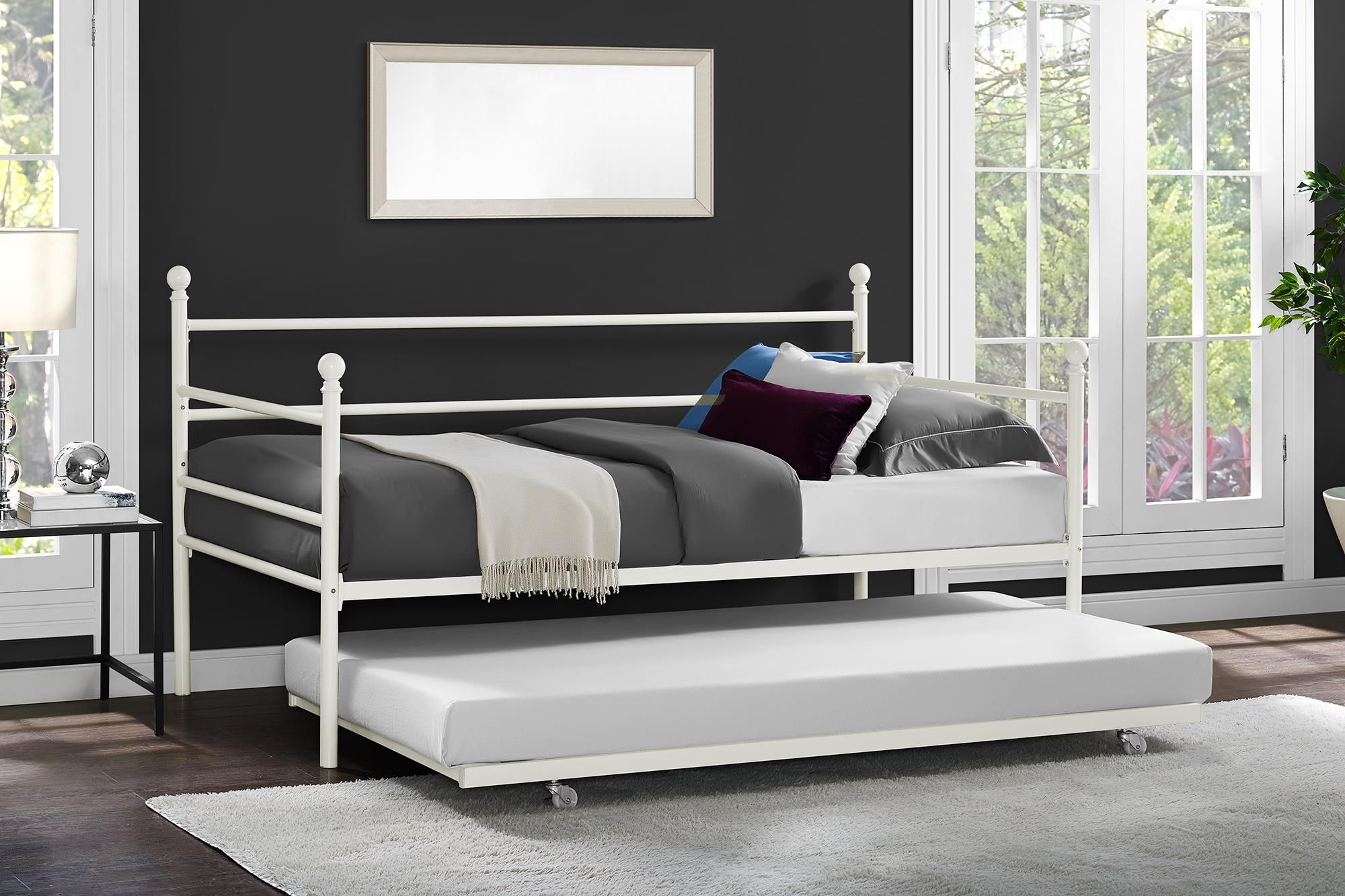 The Minnesota Made Jennings Kids Bed Is Crafted By S From Durable Recycled Natural Steel With A Thin Intricate Silhouette That Inspired