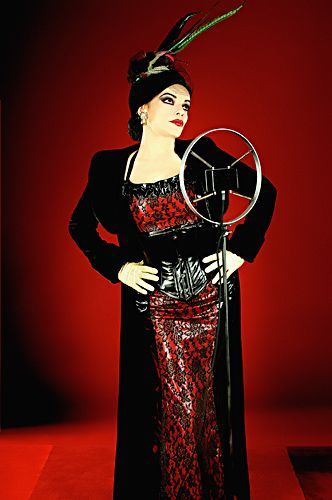 Another Shooting with Nina Hagen