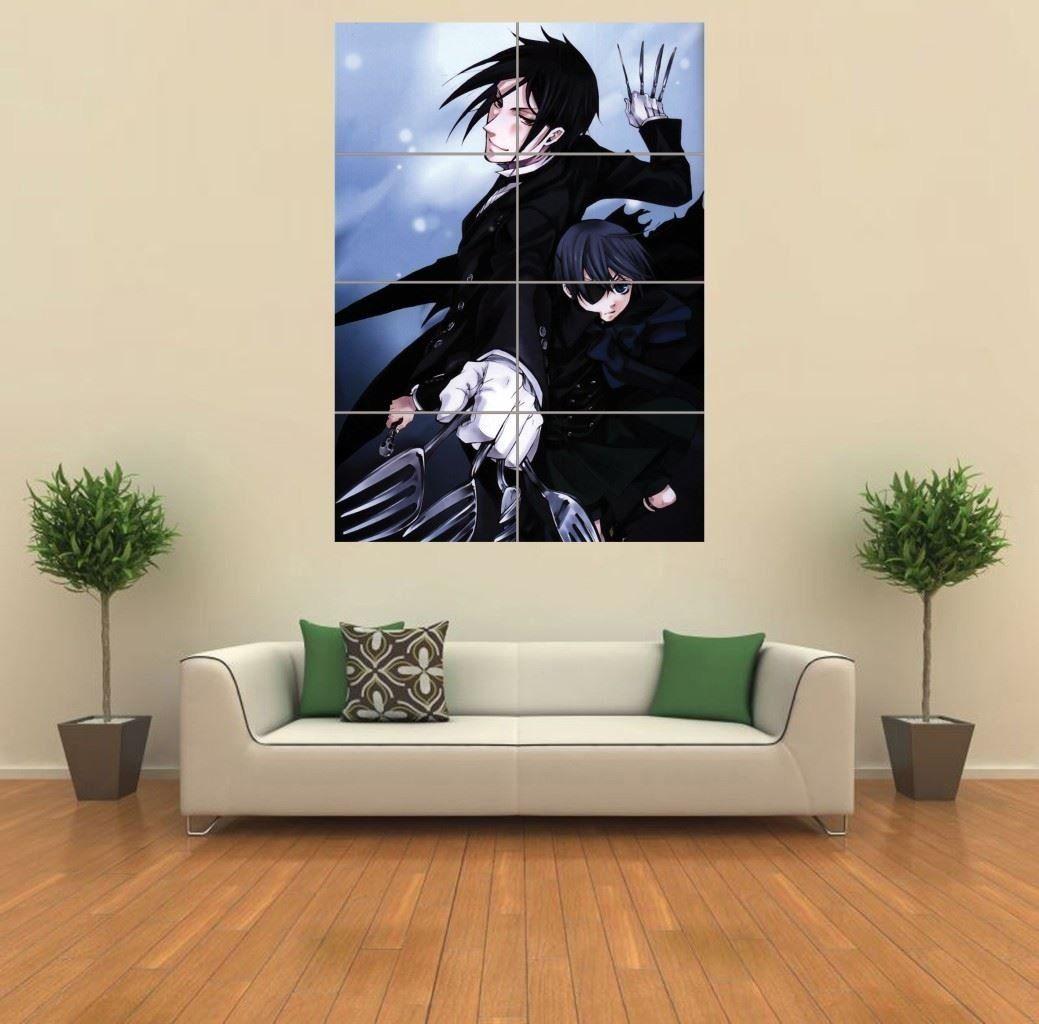 BLACK BUTLER MANGA NEW GIANT POSTER WALL ART PRINT PICTURE G816