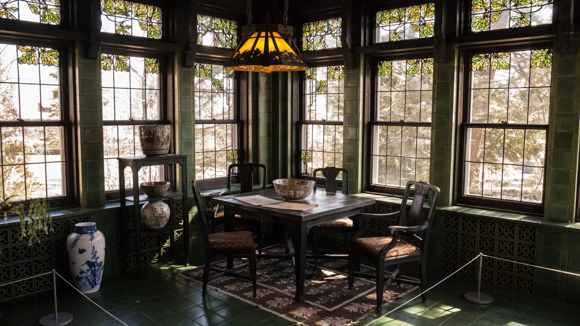 Glensheen Historic Estate In Duluth MN OC 1919X1080 RoomPorn