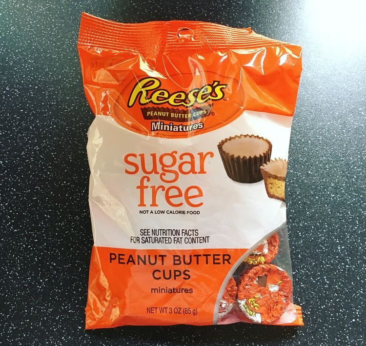 Reese S Sugar Free Peanut Butter Cups Dessert Recipes Easy Sugar Free Peanut Butter Peanut Butter Cups
