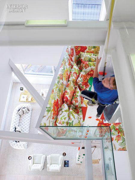 High-Floor Heaven - Interior Design Magazine