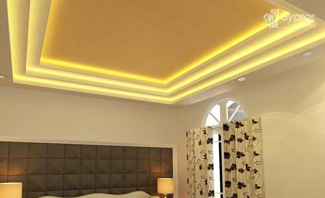 False Ceiling Drywall Saint Gobain Gyproc India Remont