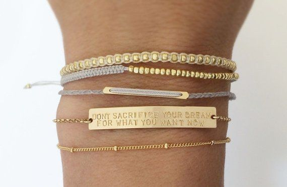 Personalisierbares armband