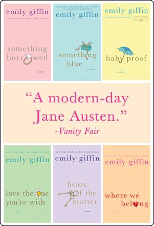Something Borrowed Emily Giffin Book