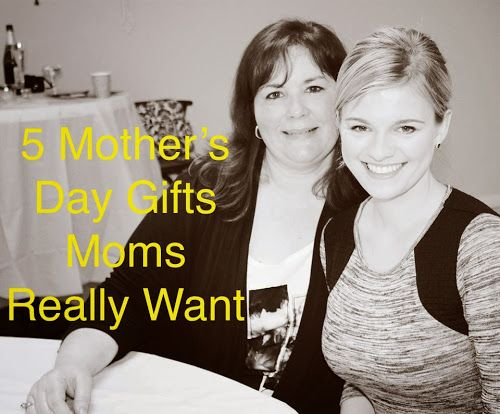 5 Mother's Day Gifts Moms Really Want | Every Child is a Blessing