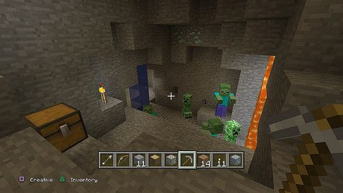 Minecraft Tu14 Ps3 And Xbox 360 Patching Bugs And Closer Release Date Culturemob Minecraft Ps4 Or Xbox One Playstation