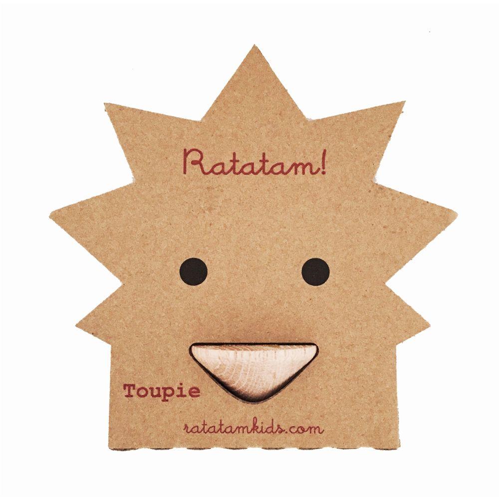 Ratatam Toupie en bois-product