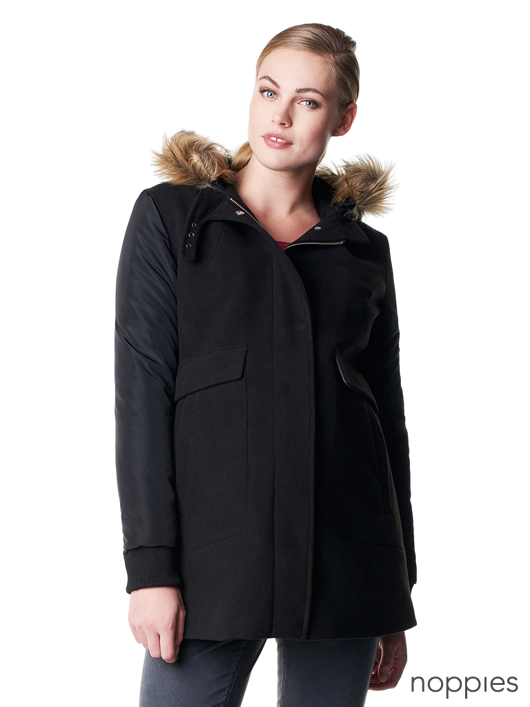 Winter coat Ammy   Noppies Maternity Winter Jackets Fall Winter 2015  collection   #noppies