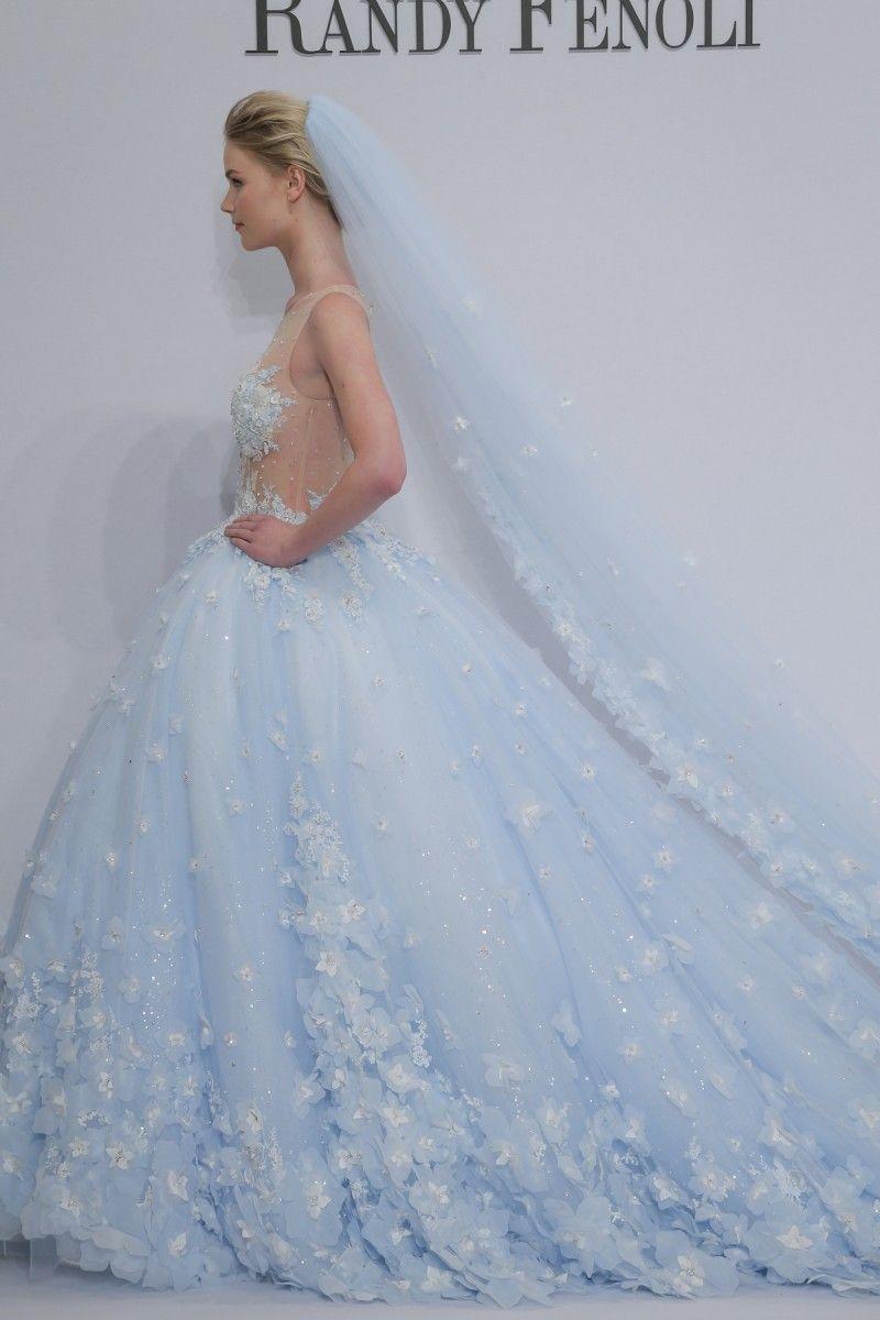 Randy Fenoli Diamond Collection Wedding Gowns Randy Fenoli Designer And Star Of Say Yes To The D Diy Wedding Dress Ball Gowns Wedding Blue Wedding Dresses