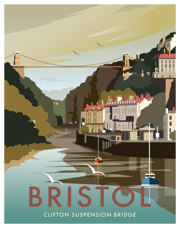Bristol clifton suspension bridge posters pinterest travel bristol clifton suspension bridge posters pinterest travel posters bristol and vintage posters reheart Images