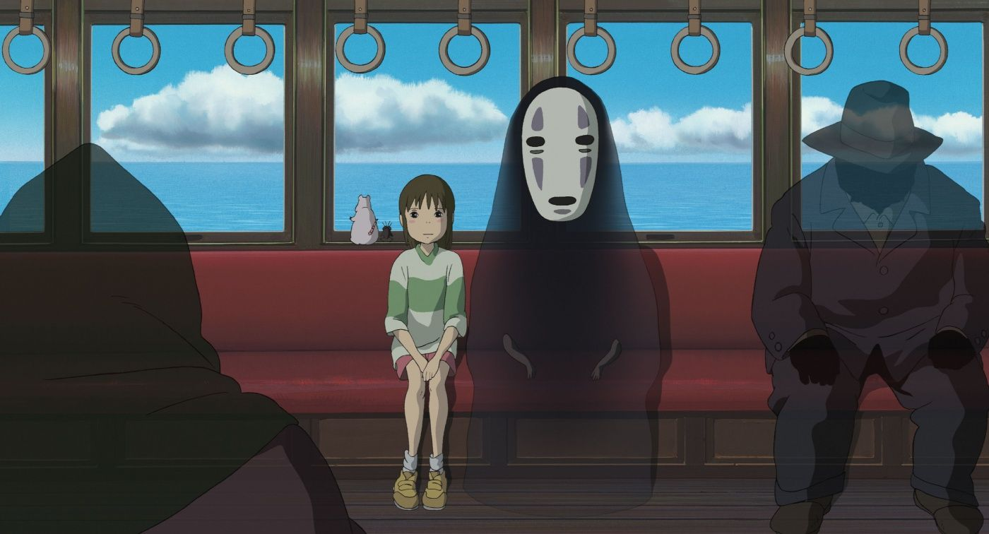 Spirited Away [Chihiro, Boh & No-Face] | Spirited Away ...