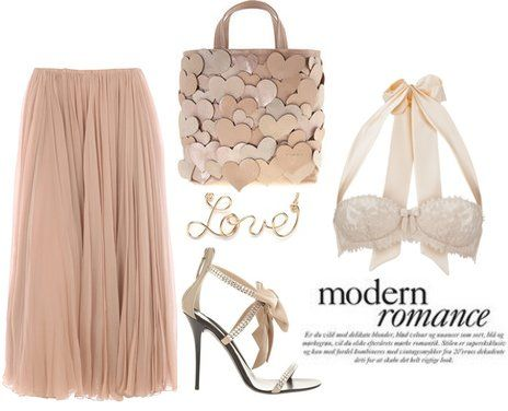 ShopStyle: Off Topic #38: Romantic Evening by nfashion