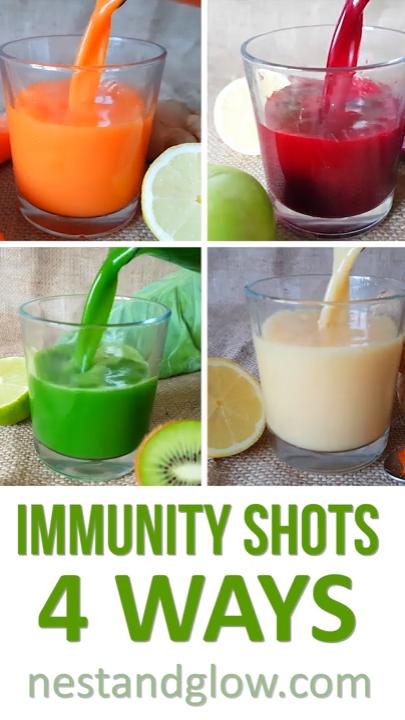 Immunity Boosting Shots
