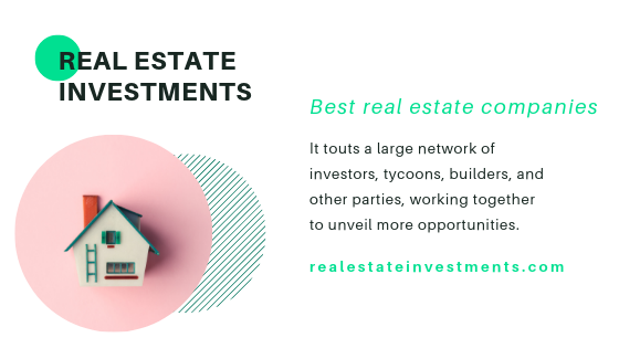Real Estate Investments A Top Commercial Property Investment Company Real Estate Investment Companies Investment Companies Investing