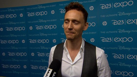 Video Thumbnail: Tom Hiddleston to Play Young Captain Hook