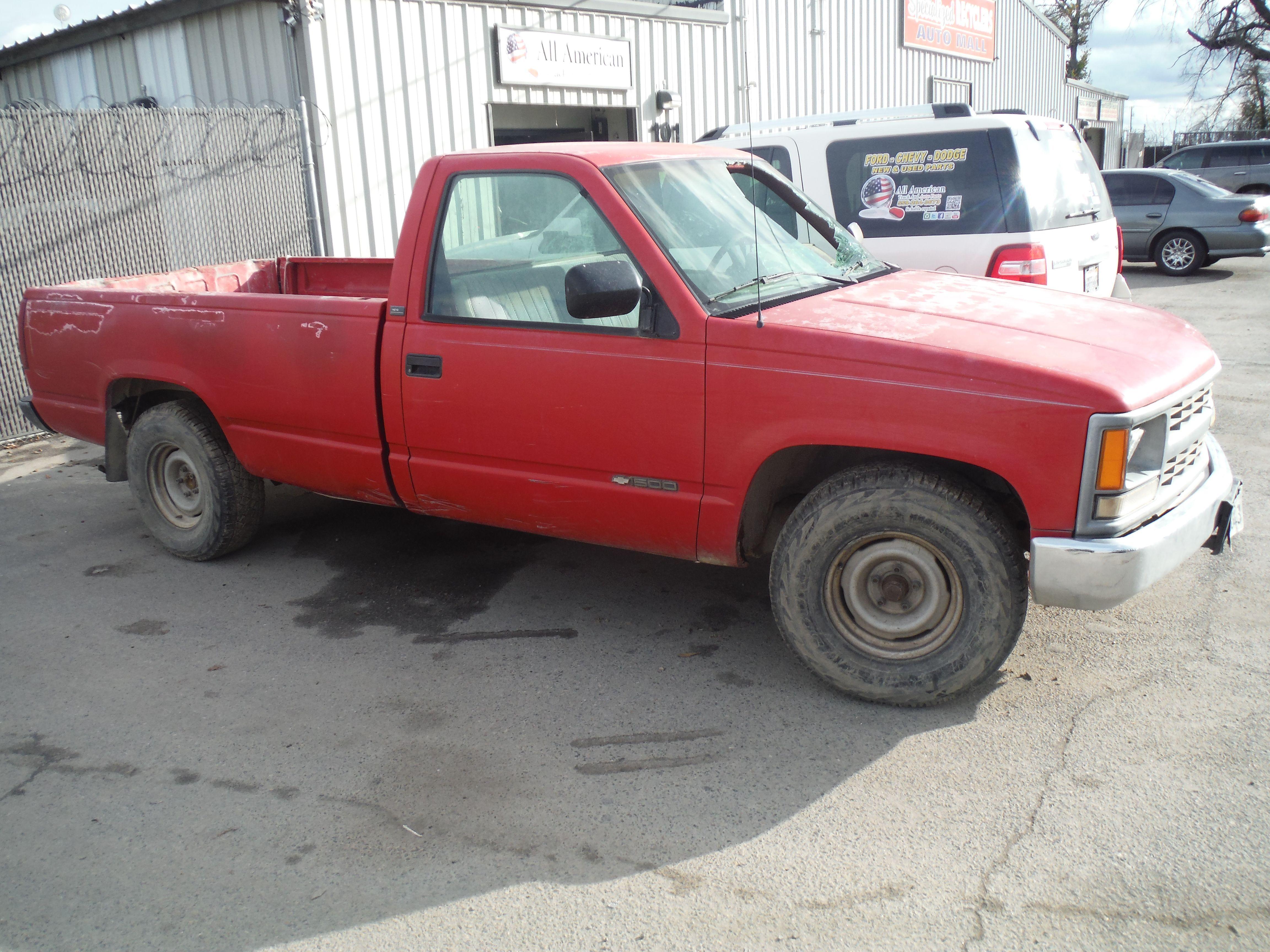 1994 chevy c k 1500 regular cab w t 8ft bed 2wd 5 0l with 268k miles [ 4608 x 3456 Pixel ]